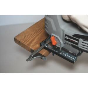 Daewoo akkumulátoros dekopírfűrész, szúrófűrész, 18V, DALJS18-1 (akku és töltő nélkül)