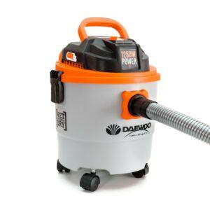 Daewoo porzsák nélküli száraz-nedves ipari porszívó, 1250W, DAVCW90-15L