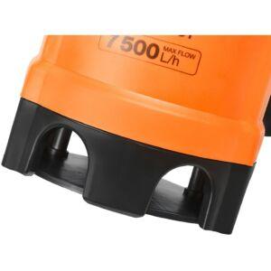 Daewoo DDP7500P szennyvízszivattyú, 400W, 7500 liter/óra, 0.5 bar
