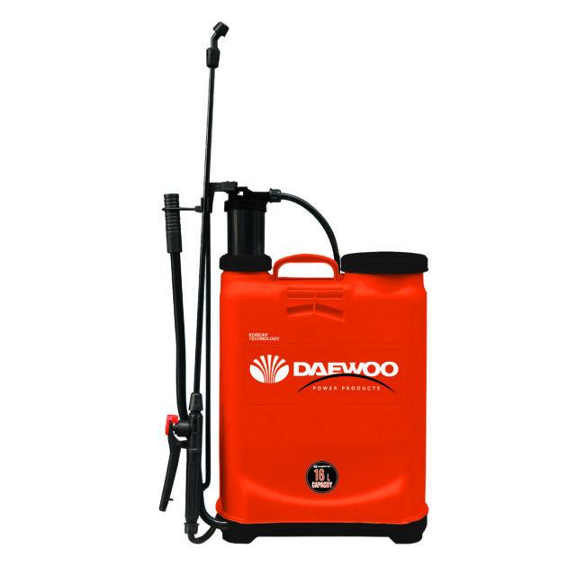 Daewoo háti permetező, 16 literes, DAMSP16L