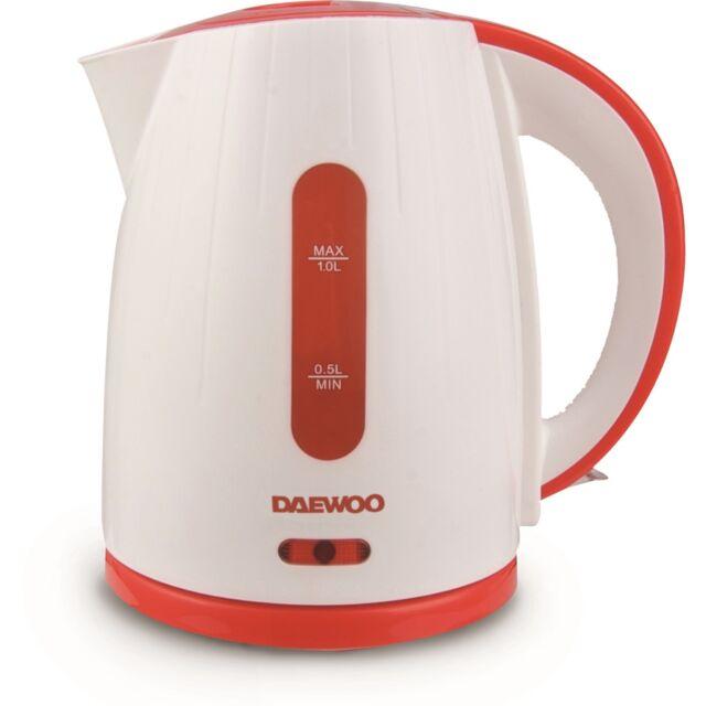 Daewoo vezeték nélküli vízforraló, 1200 W, 1 liter DEK-1330