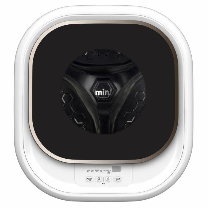 Daewoo Falra szerelhető mini mosógép, 3 kg, Fehér, DWD-CV702G